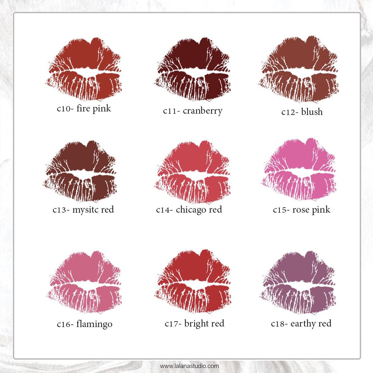 lip color c10-c18 new png