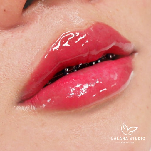 Nano Baby Lips : COLD RED COLOR